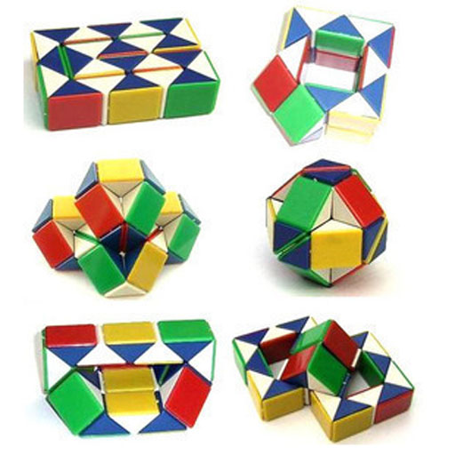 rubik s transformable snake twistable puzzles