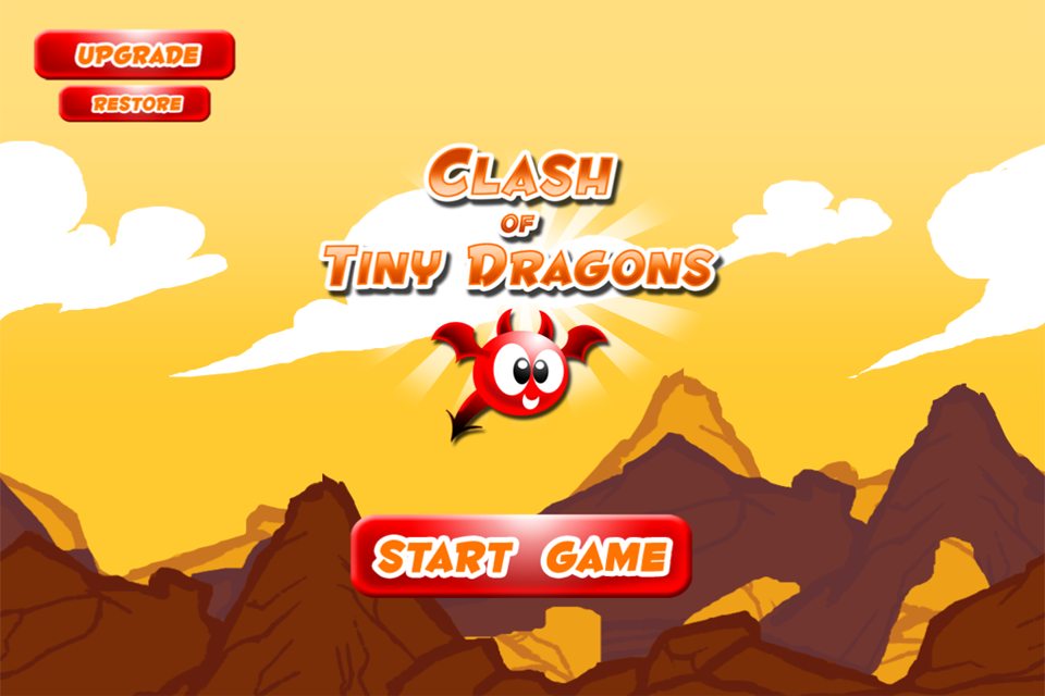 A Clash of Tiny Dragons - Free Racing Game / Gratis